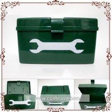 画像2: 第五人格 IdentityV 庭師 エマ・ウッズ 工具箱 コスプレ道具 (2)