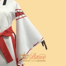 画像2: 世話やきキツネの仙狐さん 主人公 仙狐 コスプレ衣装 (2)