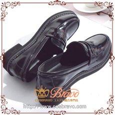画像3: アズールレーン アズレン 鳥海 コスプレ靴 (3)