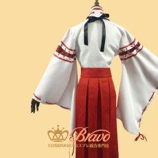 画像4: 世話やきキツネの仙狐さん 主人公 仙狐 コスプレ衣装 (4)