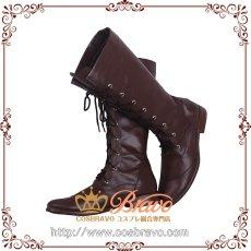 画像4: 約束のネバーランド エマ コスプレ靴 (4)