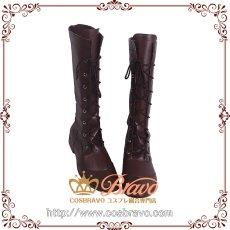 画像3: 約束のネバーランド エマ コスプレ靴 (3)