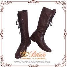 画像2: 約束のネバーランド エマ コスプレ靴 (2)