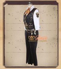 画像4: 第五人格 IdentityV 魔物管理者 探鉱者 ノートン・キャンベル コスプレ衣装 (4)