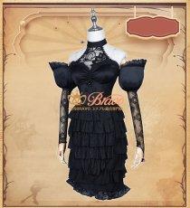 画像5: 第五人格 IdentityV 致命的な優しさ 調香師 ウィラ・ナイエル コスプレ衣装 (5)