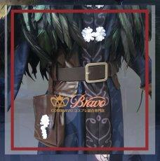 画像7: 第五人格 IdentityV 夜行フクロウ 占い師 イライ・クラーク コスプレ衣装 (7)