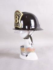 画像3: 炎炎ノ消防隊 第8特殊消防隊 防火服 全員 ヘルメット コスプレ道具 (3)
