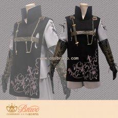 画像1: NieR Automata ニーアオートマタ DLC 素朴な少年の服 9S前作キャラ ニーア 少年期 コスプレ衣装 (1)