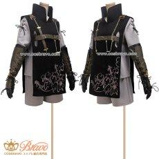 画像6: NieR Automata ニーアオートマタ DLC 素朴な少年の服 9S前作キャラ ニーア 少年期 コスプレ衣装 (6)