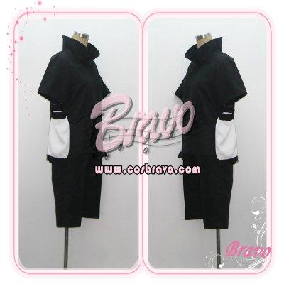 画像2: NARUTO ナルト うちはサスケ 黒  コスプレ衣装
