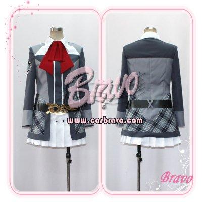 画像1: 星座彼氏シリーズ Starry☆Sky 夜久月子 女子制服 コスプレ衣装