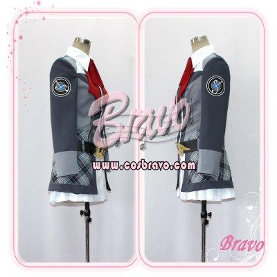 画像2: 星座彼氏シリーズ Starry☆Sky 夜久月子 女子制服 コスプレ衣装