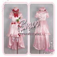 画像2: うみねこのなく頃に ラムダデルタ  コスプレ衣装 (2)