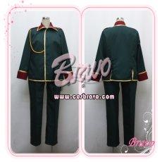 画像2: イナズマイレブン 帝国学園制服 コスプレ衣装 (2)