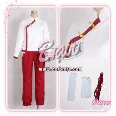 画像4: NARUTO -ナルト- 疾風伝 テンテン コスプレ衣装 (4)