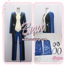 画像4: マクロスF マクロスFRONTIER ブレラ スターン コスプレ衣装 (4)