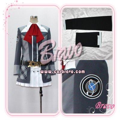 画像3: 星座彼氏シリーズ Starry☆Sky 夜久月子 女子制服 コスプレ衣装