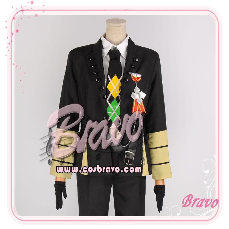 画像1: うたの☆プリンスさまっ♪マジLOVE1000% FREECELL 四ノ宮那月 コスプレ衣装 (1)