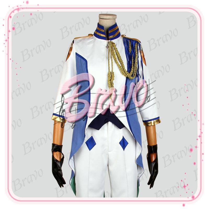 画像1: うたの☆プリンスさまっ♪マジLOVE2000% 聖川真斗 舞台装 コスプレ衣装 (1)