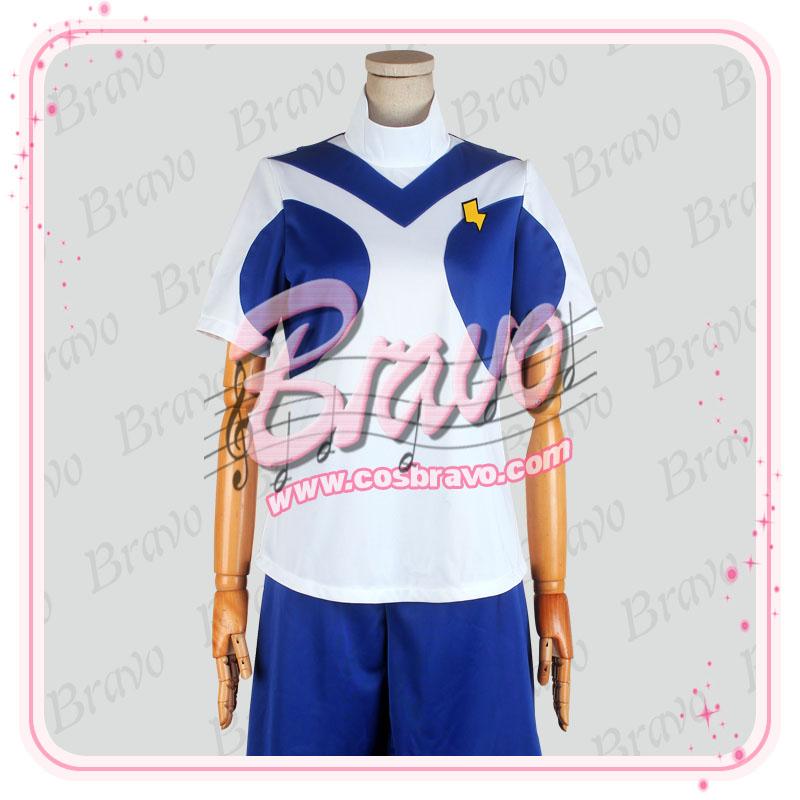 画像1: イナズマイレブン GOギャヤクシー 剣城 京介 コスプレ衣装 (1)