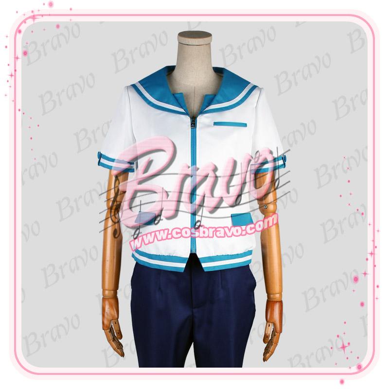 画像1: 凪のあすから 先島光 コスプレ衣装 (1)