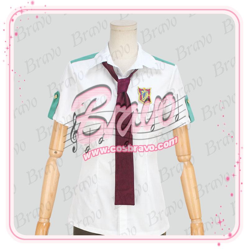 スタミュ 高校星歌劇 夏制服 コスプレ衣装