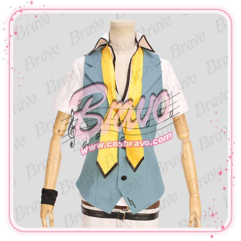 IDOLiSH7 アイドリッシュセブン MONSTER GENERATiON 六弥ナギ コスプレ衣装