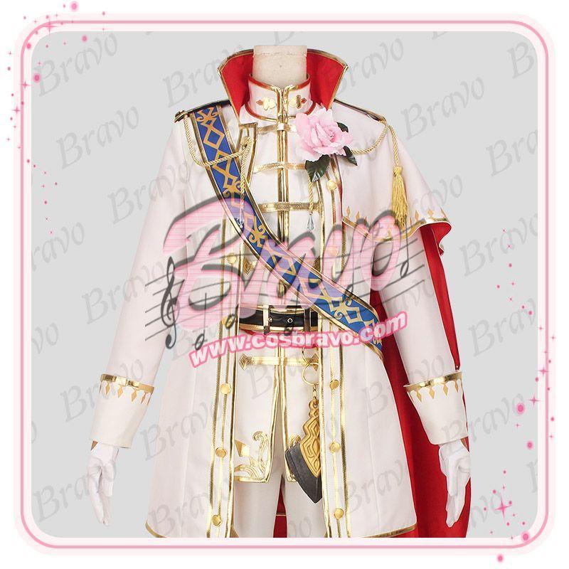 夢王国と眠れる100人の王子様 夢100 騎士の国・アルストリアの王子 SPアヴィ 覚醒前 コスプレ衣装