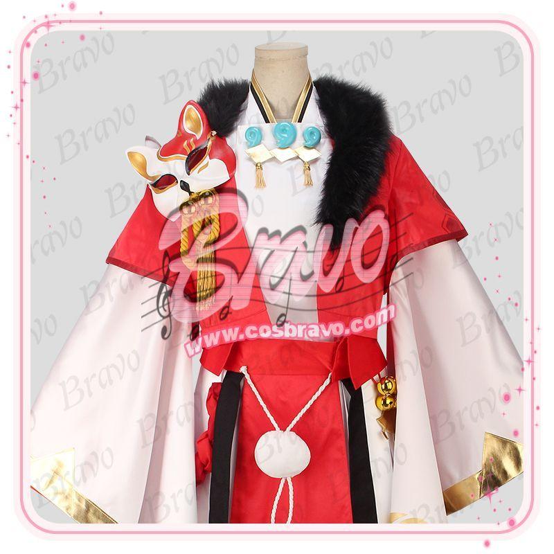 陰陽師 妖狐(ようこ) 風流たるもの コスプレ衣装