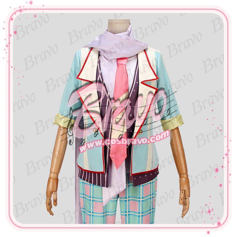 バンドやろうぜ! Fairy4pril 鳳葵陽(オオトリ アサヒ) コスプレ衣装