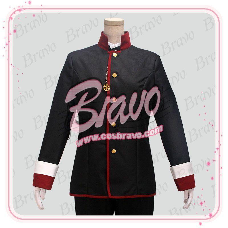 画像1: 王室教師ハイネ ブルーノ・フォン・グランツライヒ コスプレ衣装 (1)