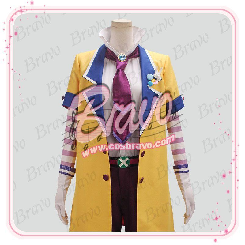 画像1: ツキウタ。 だってまだまだアバンタイトル 如月恋 コスプレ衣装 (1)