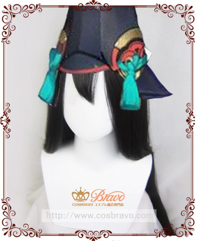 画像1: 陰陽師 妖刀姫 コスプレウィッグ (1)