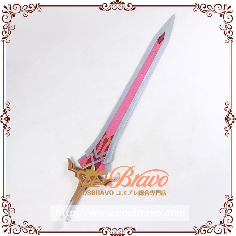 画像1: 英雄伝説 閃の軌跡III オーレリア・ルグィン 剣 武器 150cmコスプレ道具  (1)