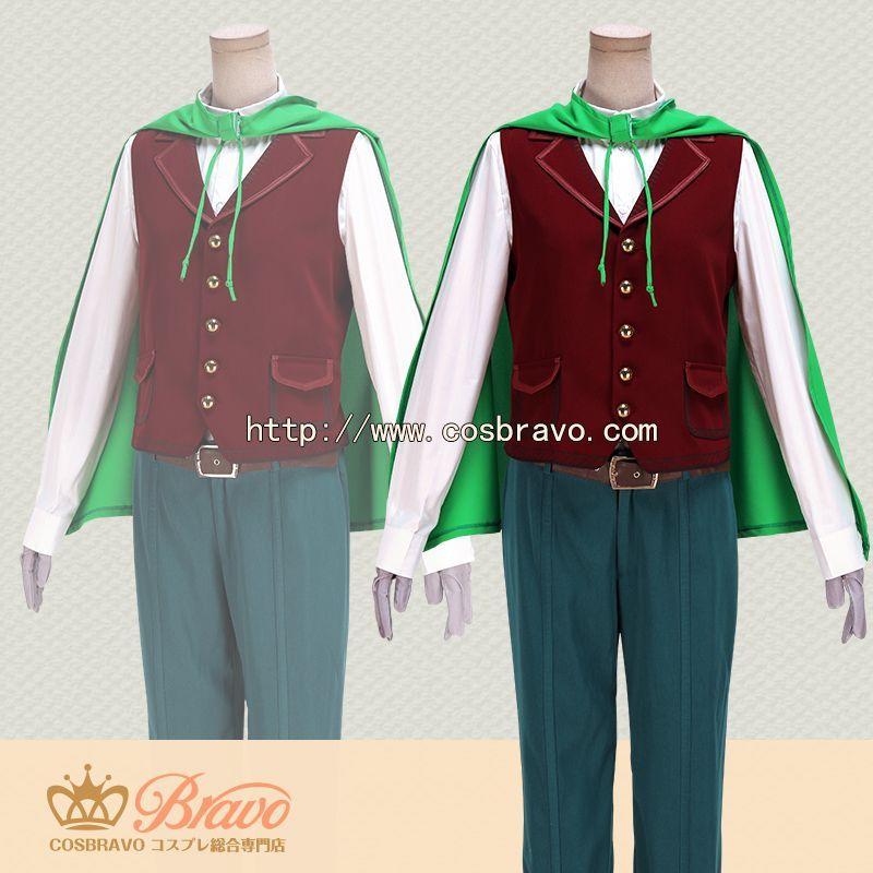画像1: 僕のヒーローアカデミア ヒロアカ スペシャルイベント 雄英文化祭 緑谷出久 デク コスプレ衣装 (1)