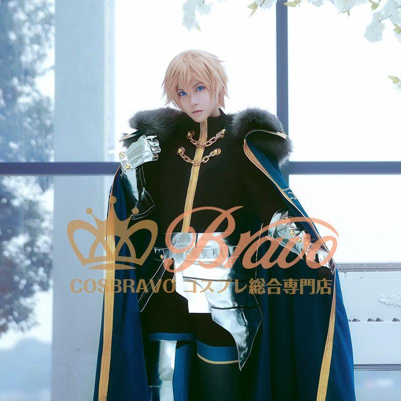 画像1: Fate/Grand Order FGO ガウェイン 最終再臨 コスプレ衣装 修正版 (1)