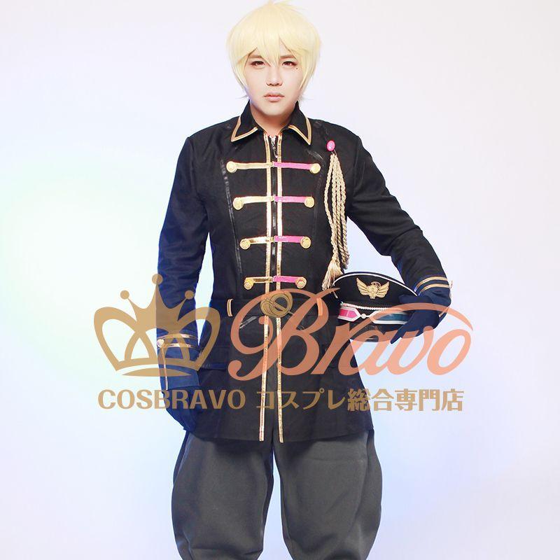 画像1: ツキウタ。 TSUKINO EMPIRE(ツキノ帝国) 弥生春 コスプレ衣装 (1)