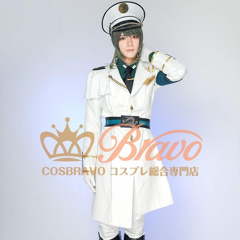 画像1: ツキウタ。 TSUKINO EMPIRE(ツキノ帝国) 水無月涙 コスプレ衣装 (1)