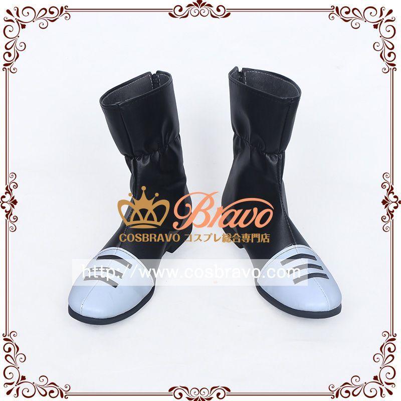 画像1: ブラッククローバー アスタ コスプレ靴 (1)