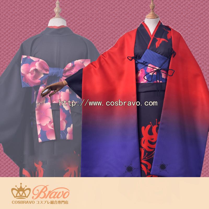 画像1: Fate/Grand Order FGO 霊基再臨 第三段階 浅上藤乃 コスプレ衣装 アーチャー (1)