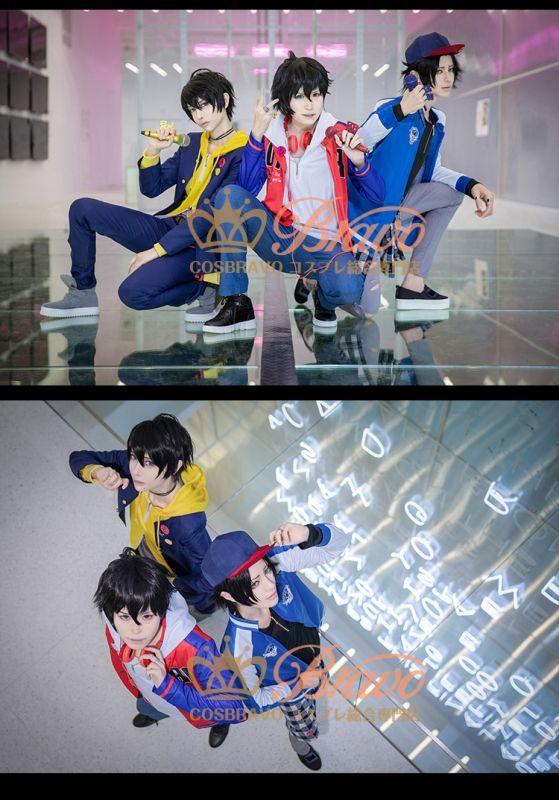 画像6 ヒプノシスマイク Buster Bros!!! MC.M.B 山田二郎 コスプレ