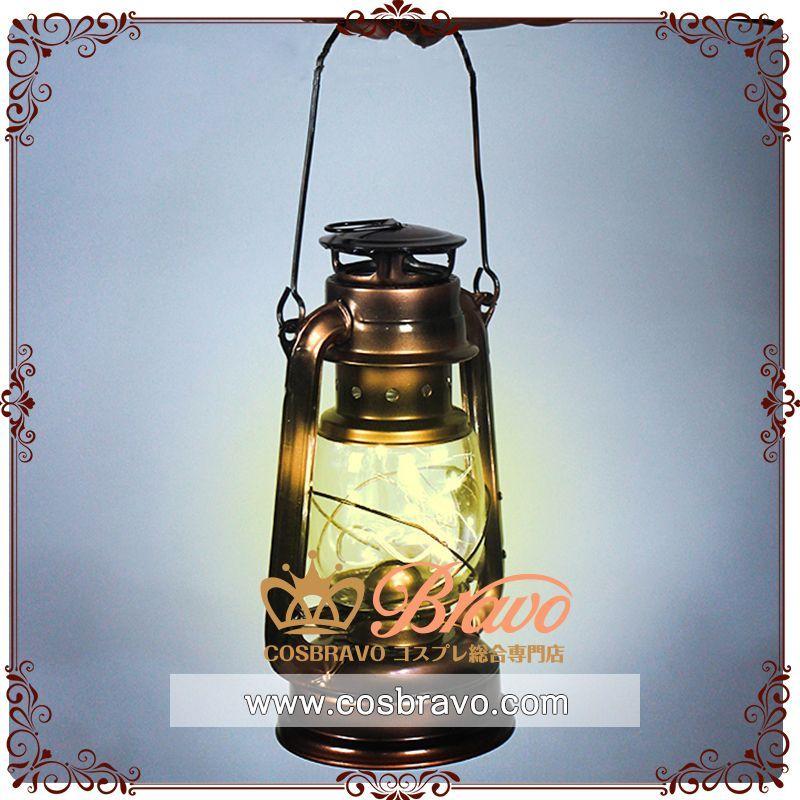画像1: 約束のネバーランド 約ネバ 灯 ランプ コスプレ道具 (1)