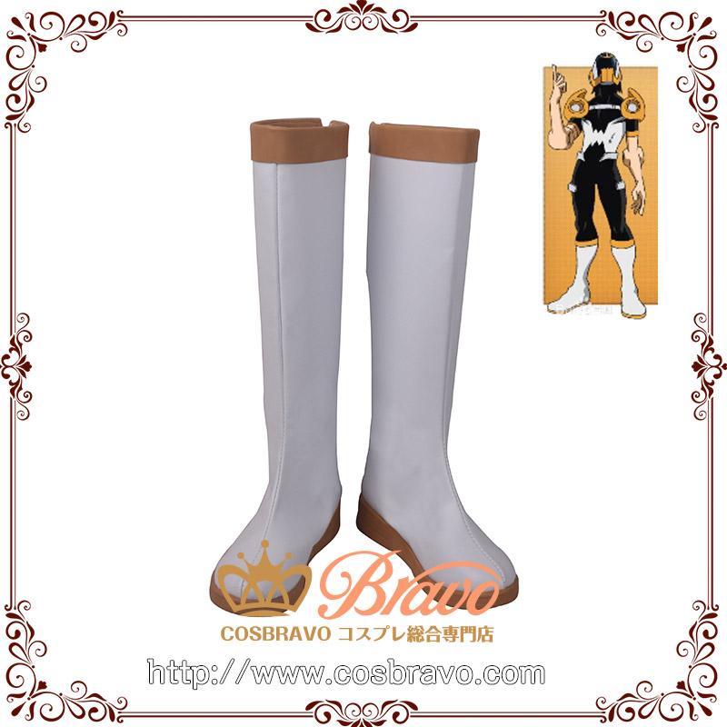 画像1: 僕のヒーロー アカデミア 瀬呂範太 コスプレ靴 (1)