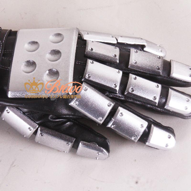 画像1: 炎炎ノ消防隊 第8特殊消防隊 防火服 全員 手袋 コスプレ道具 (1)