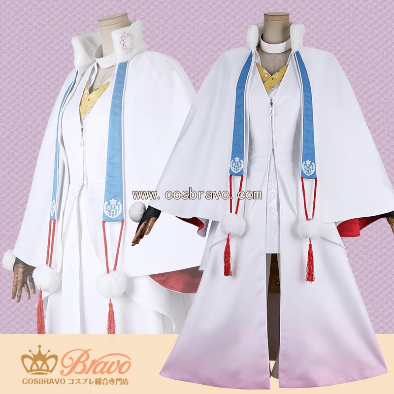 画像1: 刀剣乱舞 とうらぶ つはものどもがゆめのあと 今剣 コスプレ衣装 (1)