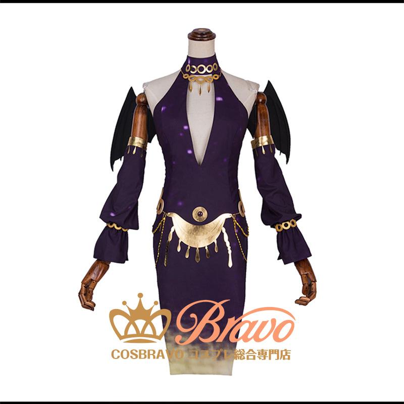 画像1: 第五人格 IdentityV 夢の使者 祭司 フィオナ・ジルマン コスプレ衣装 (1)