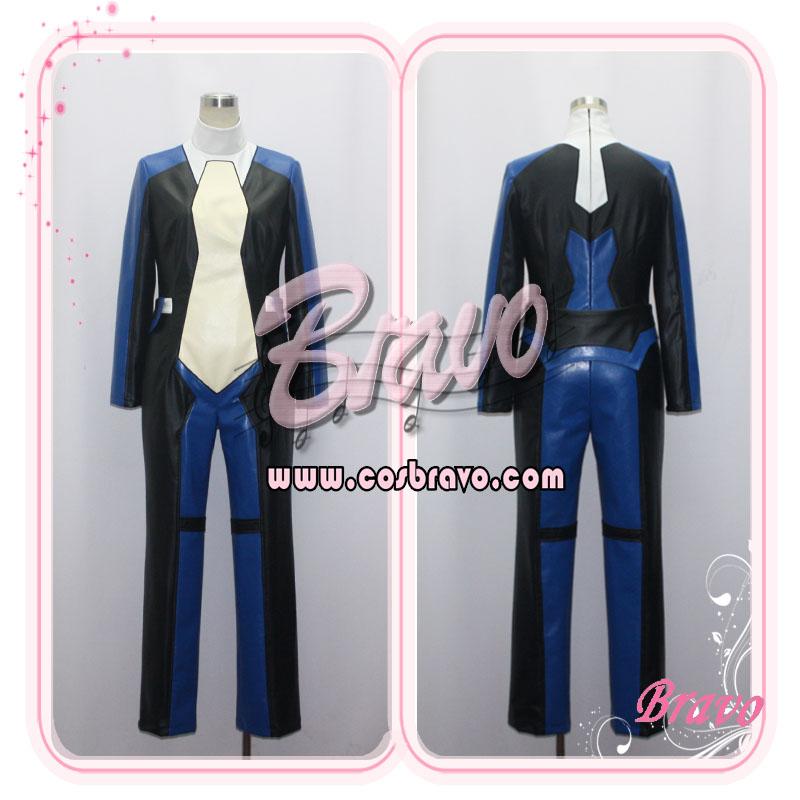 画像1: マクロスF マクロスFRONTIER ブレラ スターン コスプレ衣装 (1)