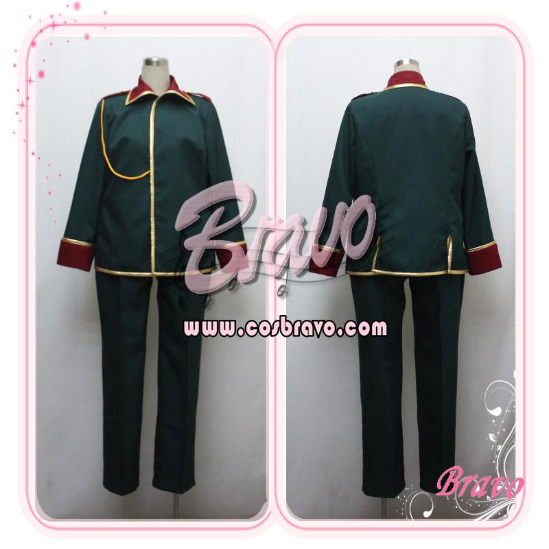 画像1: イナズマイレブン 帝国学園制服 コスプレ衣装 (1)